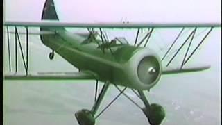 Fun Fly'n a Waco UPF-7 in 1982