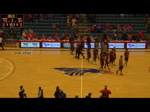 Blue Dragon Men's Basketball vs. Cowley