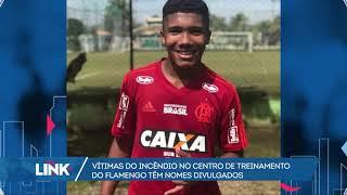 Veja quem são as vítimas da tragédia no CT do Flamengo
