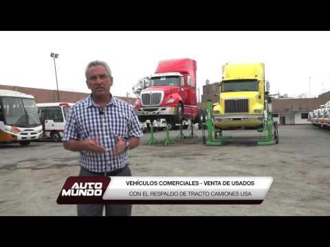 Tracto Camiones USA: Nuevo local de venta de camiones usados