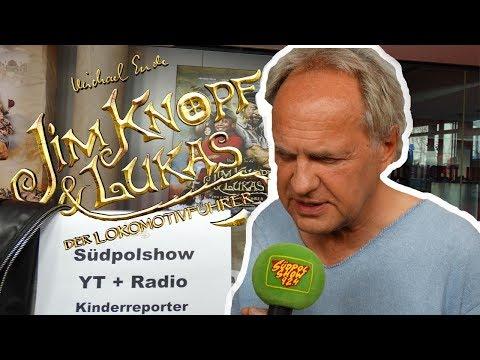 Interview mit Uwe Ochsenknecht│Jim Knopf│Südpolshow