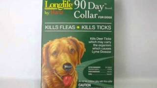 Ошейник для собак - Защита от блох и клещей на 3 месяца