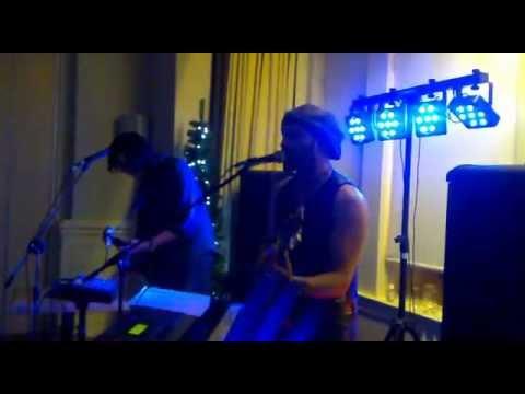 JK - You Make Me Feel Good performed live by Luke Neptune Gribbon and Chris Hodder