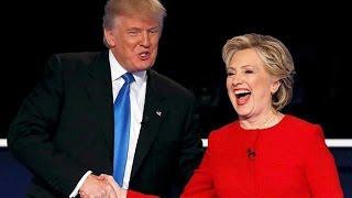 Premier débat électrique entre Donald Trump et Hillary Clinton