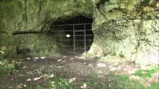 Die Mauerner Höhlen - Hias unterwegs teil1