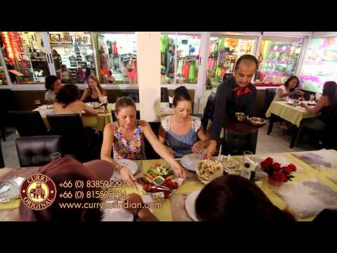 Curry Hut Indian Restaurant // Destination Koh Samui, Thailand