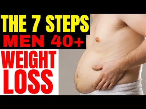How To Make Fat Loss Easy – Simple 7 Step Guide For Men Over 40