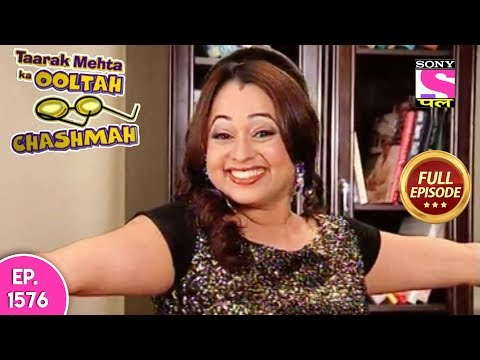 Taarak Mehta Ka Ooltah Chashmah - Full Episode 1576 - 19th January, 2019 thumbnail