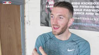 CHARLIE SCHOFIELD: WILL FIGHT MICKEY ELLISON IN ENGLISH TITLE ELIMINATOR