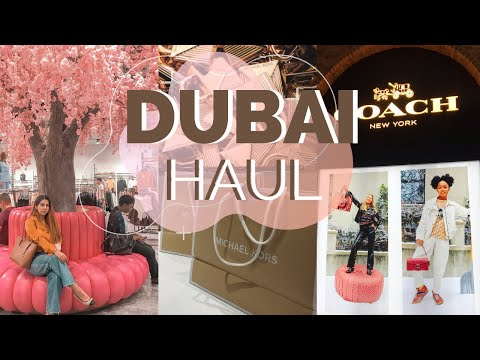 Dubai Outlet Village Luxury Shopping + Victoria's Secret, Bath & Body Works Haul