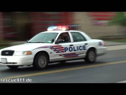 2x Police car MPDC