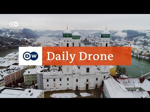 #DailyDrone: St. Stephen's Cathedral, Passau | DW English
