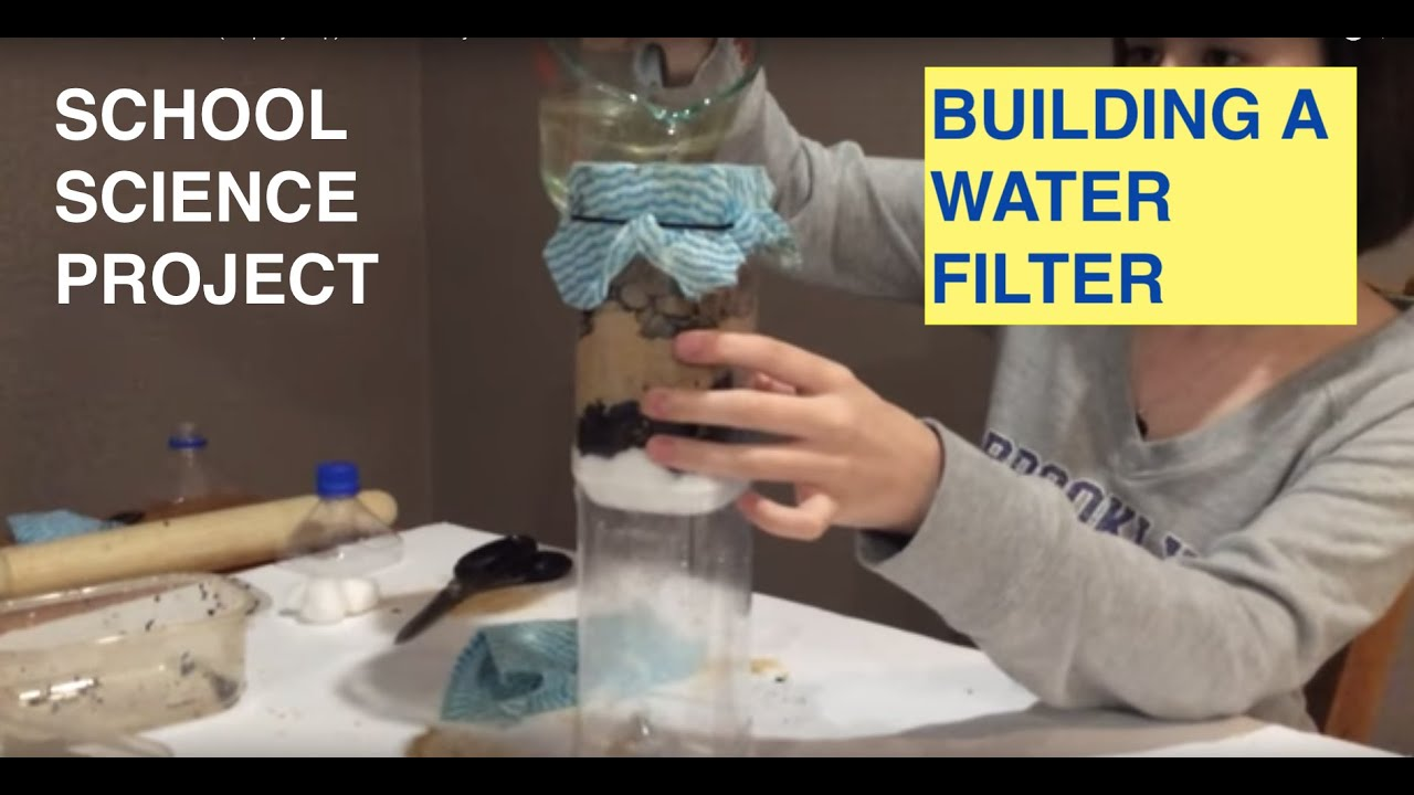 homemade water filter. Wonderful Water Inside Homemade Water Filter
