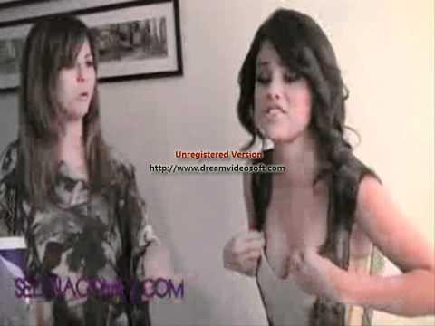 Selena gomez meet her long time crush!