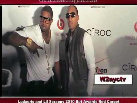 Ludacris and Lil Scrappy in Hollywood