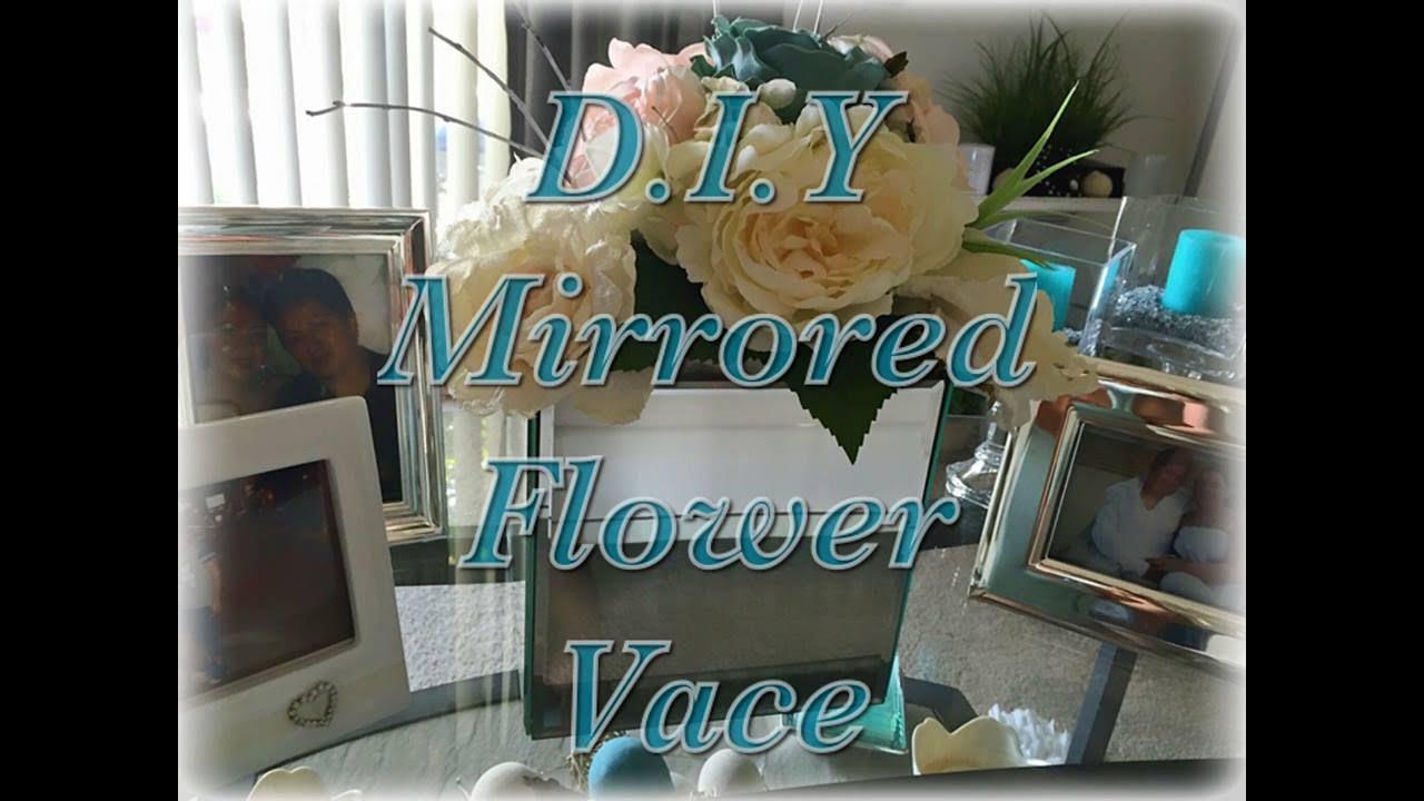 Mirror vase diy youtube reviewsmspy