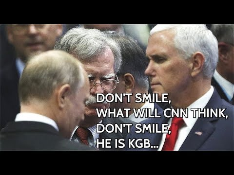 BREAKING! Putin Meets U.S. Vice President Mike Pence in Singapore