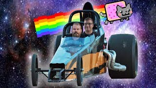 2 Dudes 1 Dragster