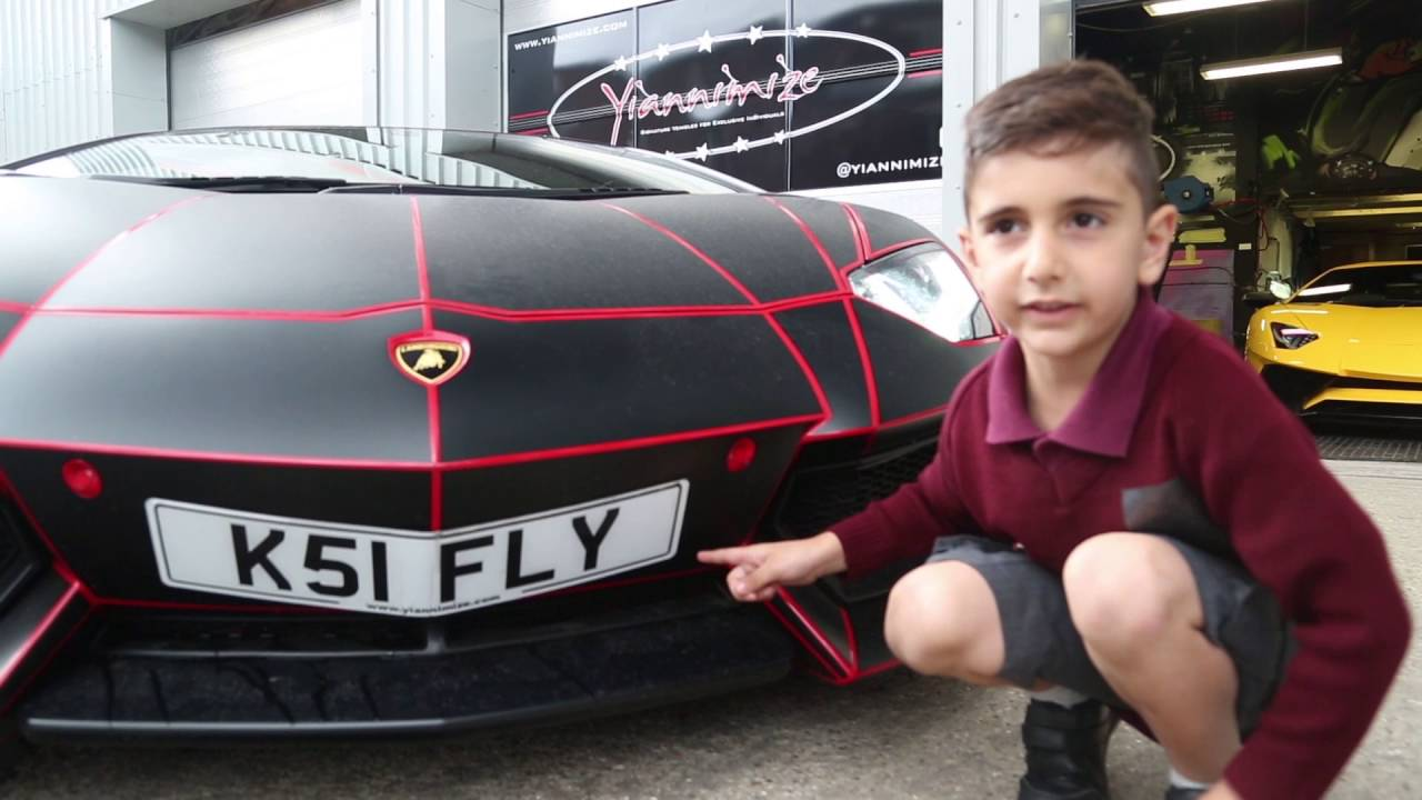 Reviewing Ksi S Lambo Youtube