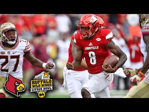 Louisville To The Citrus Bowl: Cardinals' Defining Moment of 2016