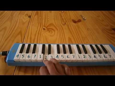 Mengheningkan Cipta || Pianika