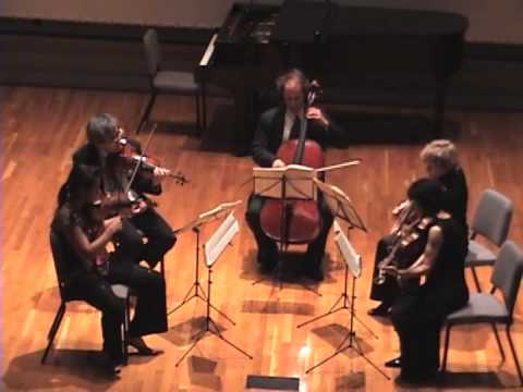 Mozart Quintet in C Major for two violins, two violas, and cello, K. 515