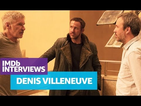 Blade Runner 2049's Denis Villeneuve on Why He Wants to Tackle 'Dune' | IMDb EXCLUSIVE