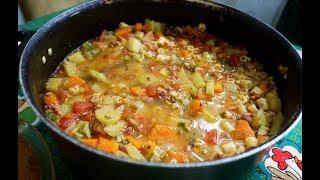 Sopa de Legumes com Linguiça – Muito Fácil