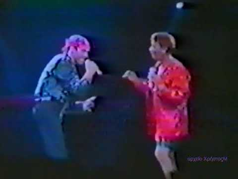 FAITH TOUR 1988 George Michael - Aretha Franklin LIVE