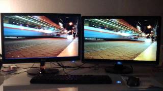 lG IPS 236V Monitor  Unboxing and  Review Video ( VS TN Monitor )