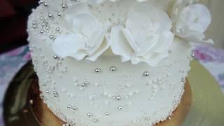 Свадебный торт в Slow Motion | видеосъемка свадьбы