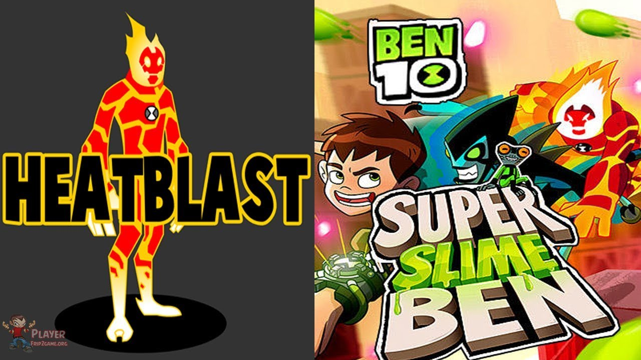 Ben 10: Super Slime Ben mod apk download for pc, ios and android