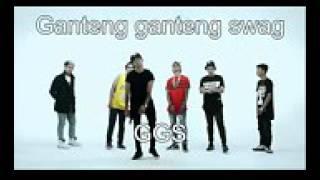 Lirik ggs (ganteng-ganteng swag) young lex