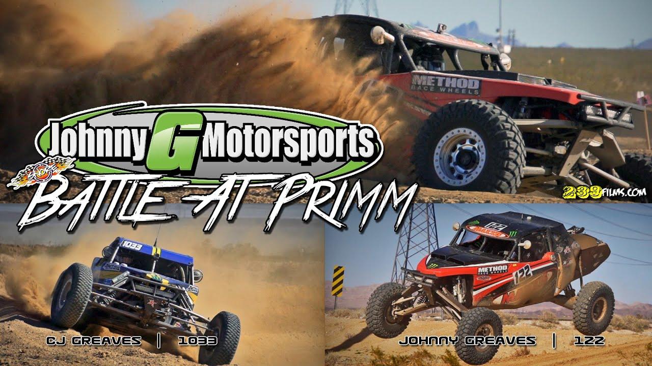 2016 Battle at Primm Johnny G Motorsports - YouTube