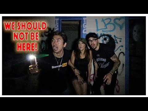 Exploring an Abandoned Military Base... (CHASED OUT)