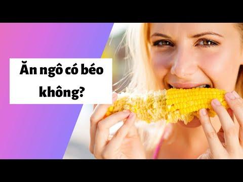 Ăn ngô có béo không? Cách giảm cân với bắp tốt cho sức khỏe