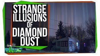 The Strange Effects of Diamond Dust