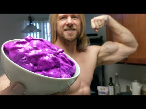 Best Protein Recipe Ever? | Buff Dudes Cutting Plan P2D5