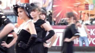 Театр моды Тутси - день города Белгорода (5.08.12г.)