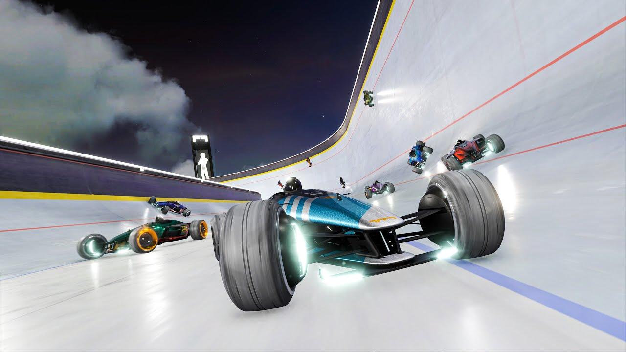 Trackmania® - Gameplay Trailer - Trackmania