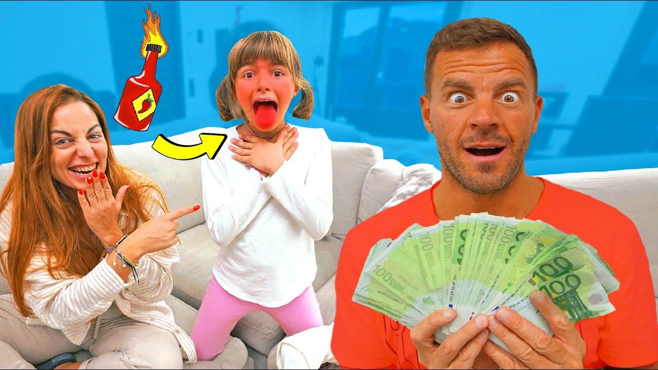 QUIEN AGUANTE MAS EN EL SOFA GANA 10 000€ Itarte Vlogs