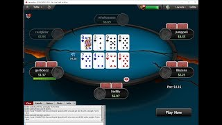 Split Holdem on Pokerstars