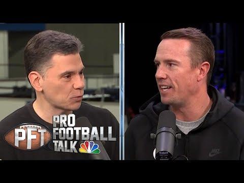 Matt Ryan finally ready to talk about Super Bowl loss to Pat