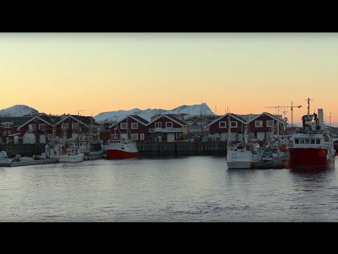 Interrail winter trip | Scandinavia, the Nordic cities