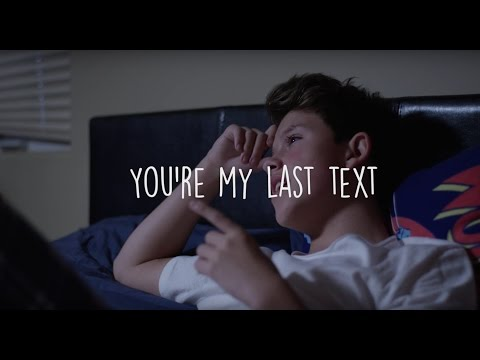 Jacob Sartorius - Last Text (Official Lyric Video)