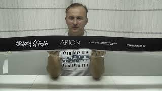 Ловля щуки и окуня в феврале 2020 Лучший спиннинг для джига за 200 Crazy Fish Arion обзор