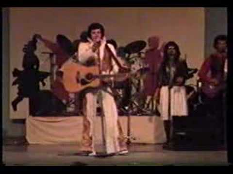 Bobby Greer Elvis Elvis Elvis Show 1986 Part 1