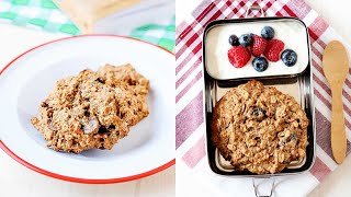 Oatmeal Breakfast Cookies - Ultimate Kid Favorite!