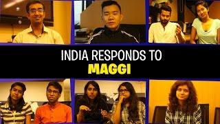 India Responds to MAGGI