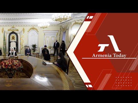 Встреча религиозных лидеров России, Армении и Азербайджана